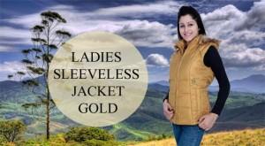Ladies_Sleeveless_Jacket_Gold