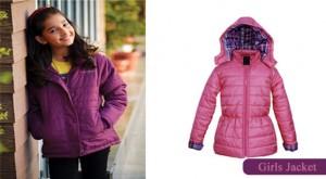 girls kids jacket